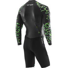 ORCA RS1 Swimrun - Hombre - negro